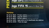 Release Oficial - 1ª Copa Shopping D Futebol Virtual 2015