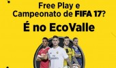 Lista de Inscritos na 1ª Copa Eco Valle de FIFA 17