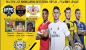 Classificados para a final da Fifa Hero League - XBox One
