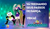 Lista de Inscritos na 1º ATAGames de Just Dance 2017