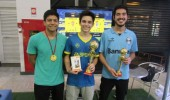 Thales Jobim é o vencedor do 1º Desafio de FIFA 17 do Monet Plaza Shopping