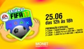 Lista de Inscritos no 1º Desafio de FIFA 17 - Monet Plaza Shopping